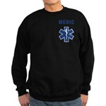 Medic and Paramedic Sweatshirt (dark)