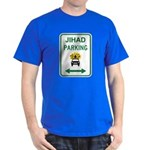 Jihad Parking Dark T-Shirt