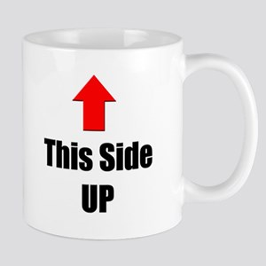 This Side Up Mug