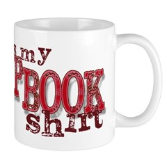 This is my scrapbook shirt Mug