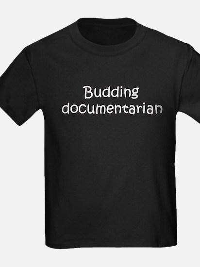 Budding documentarian T