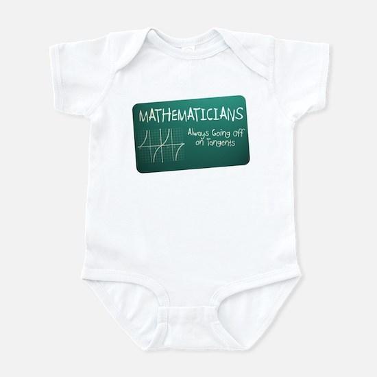 Tangent Infant Bodysuit