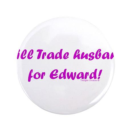 """Husband for Edward 3.5"""" Button"""