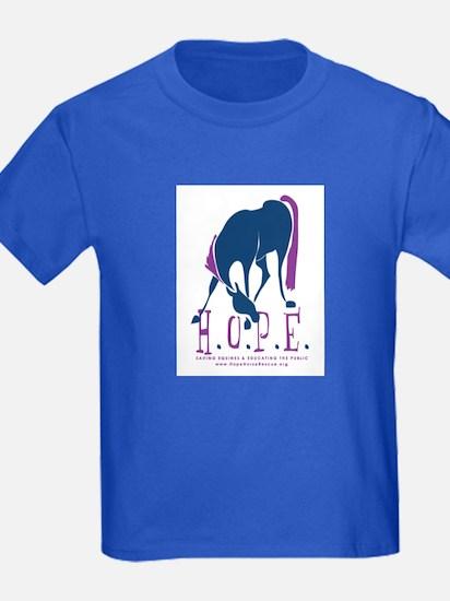 HOPE Horse Rescue T