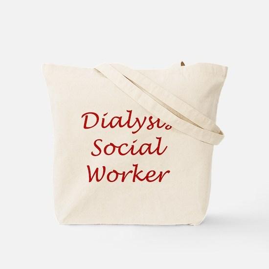 Dialysis SW Tote Bag