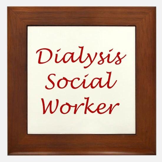 Dialysis SW Framed Tile