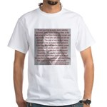 'Spread the Wealth Around' Ike White T-Shirt