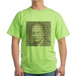 'Spread the Wealth Around' Ike Green T-Shirt
