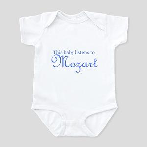 Mozart Infant Bodysuit