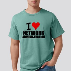 I Love Network Administration T-Shirt