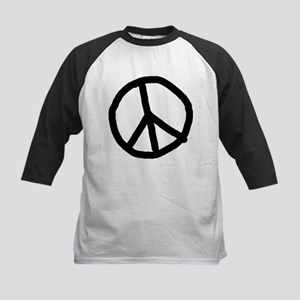 Definition of Peace Kids Baseball Jersey