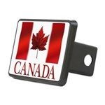 Canada Flag Souvenirs Rectangular Hitch Cover