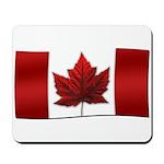 Canada Flag Souvenirs Mousepad