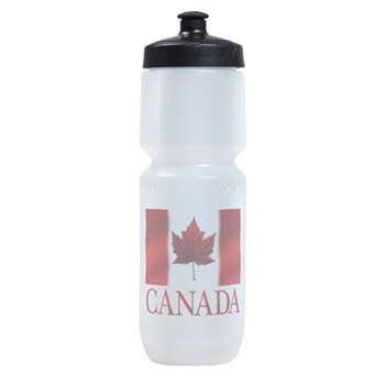 Canada Flag Souvenirs Sports Bottle