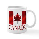 Canada Flag Souvenirs Mugs