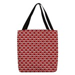 Canada Flag Souvenirs Polyester Tote Bag