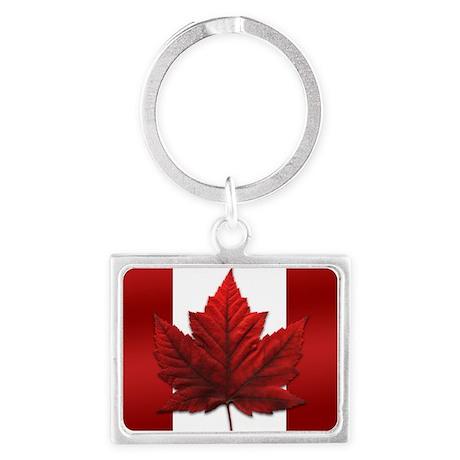 Canada Flag Souvenirs Keychains