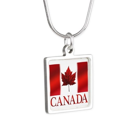 Canada Flag Souvenirs Necklaces