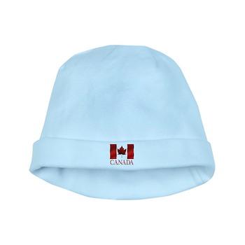 Canada Flag Souvenirs Baby Hat