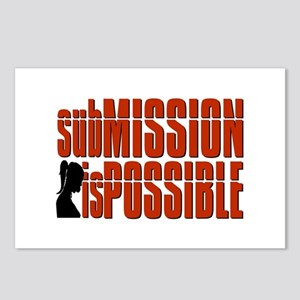 Submission Ispossible Postcards (Package of 8)