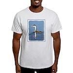 Clark's Grebe Light T-Shirt