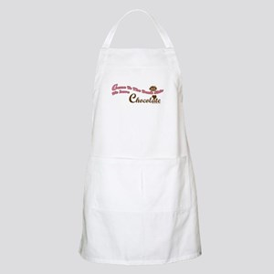 Chocolate Lover BBQ Apron