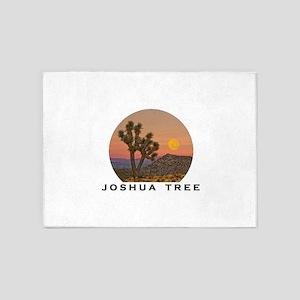 BEAUTIFUL JOSHUA TREE 5'x7'Area Rug