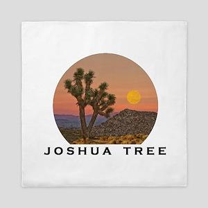 BEAUTIFUL JOSHUA TREE Queen Duvet