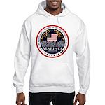 Marine Corps Best Friend Hooded Sweatshirt