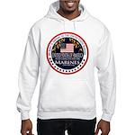 Marine Corps Aunt Hooded Sweatshirt