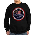Marine Corps Girlfriend Sweatshirt (dark)