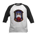 USS KIRK Kids Baseball Jersey