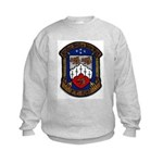 USS KIRK Kids Sweatshirt