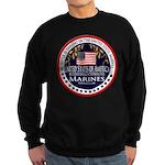 Marine Corps Sister Sweatshirt (dark)