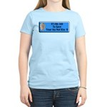 Save Your Ass Women's Light T-Shirt