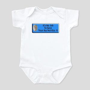 Save Your Ass Infant Bodysuit