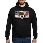 Men's Hooded Sweatshirt (dark) 2