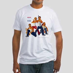 American Forefathers Fitted T-Shirt