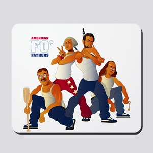 American Forefathers Mousepad
