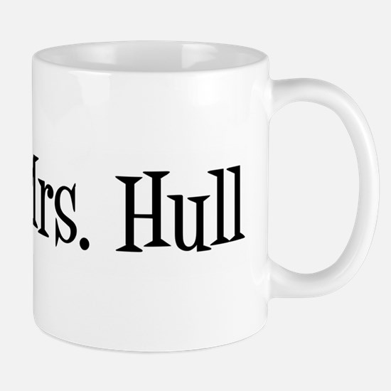 Future Mrs. Hull Mug