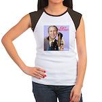 'Get Stupid' Women's Cap Sleeve T-Shirt