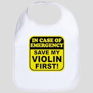 Save My Violin Bib