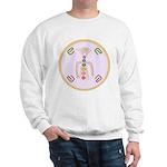 Chakra Opening & Balancing (Front Only) Sweatshirt