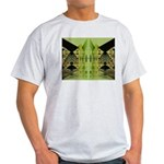 Temple Entrance Collection Ash Grey T-Shirt