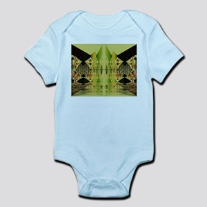 Temple Entrance Collection Infant Creeper