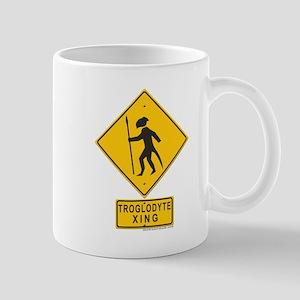 Troglodyte XING Mug