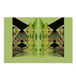 Temple Entrance Collection Postcards (Package of 8