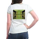 Temple Entrance Collection Jr. Ringer T-Shirt