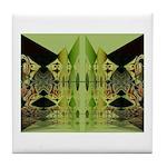Temple Entrance Collection Tile Coaster