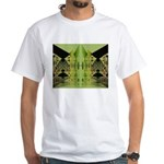 Temple Entrance Collection White T-Shirt